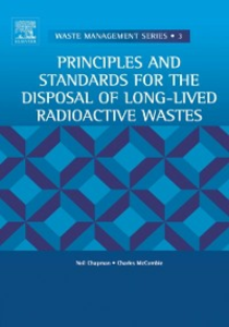 Ebook in inglese Principles and Standards for the Disposal of Long-lived Radioactive Wastes -, -