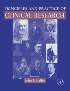 Ebook in inglese Principles and Practice of Clinical Research