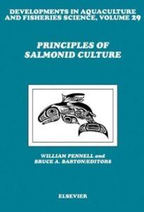 Foto Cover di Principles of Salmonid Culture, Ebook inglese di  edito da Elsevier Science
