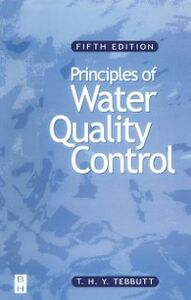 Ebook in inglese Principles of Water Quality control Tebbutt, T.H.Y.