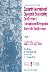 Foto Cover di Proceedings of the Sixteenth International Cryogenic Engineering Conference/International Cryogenic Materials Conference, Ebook inglese di  edito da Elsevier Science