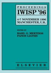Proceedings IWISP '96, 4-7 November 1996; Manchester, UK