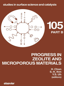 Ebook in inglese Progress in Zeolite and Microporous Materials -, -