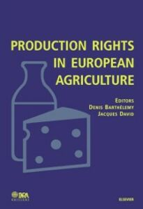 Ebook in inglese Production Rights in European Agriculture -, -