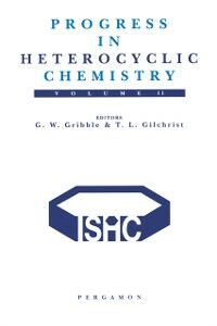 Foto Cover di Progress in Heterocyclic Chemistry, Volume 11, Ebook inglese di Thomas L. Gilchrist,G.W. Gribble, edito da Elsevier Science
