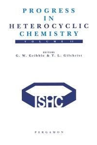 Ebook in inglese Progress in Heterocyclic Chemistry, Volume 11 Gilchrist, Thomas L. , Gribble, G.W.