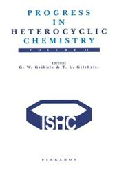 Progress in Heterocyclic Chemistry, Volume 11