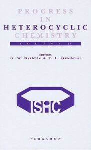 Ebook in inglese Progress in Heterocyclic Chemistry, Volume 13 Gilchrist, Thomas L. , Gribble, G.W.