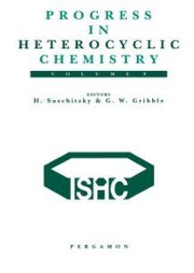 Ebook in inglese Progress in Heterocyclic Chemistry, Volume 8 Suschitzky, H.