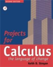 Projects for Calculus