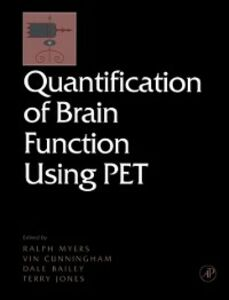 Ebook in inglese Quantification of Brain Function Using PET -, -