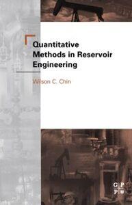 Foto Cover di Quantitative Methods in Reservoir Engineering, Ebook inglese di PhD Wilson C. Chin, edito da Elsevier Science