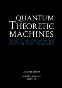 Ebook in inglese Quantum Theoretic Machines Stern, A.