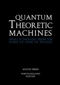 Ebook in inglese Quantum Theoretic Machines Stern, A.