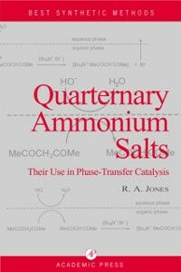 Foto Cover di Quaternary Ammonium Salts, Ebook inglese di R. Alan Jones, edito da Elsevier Science