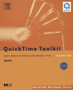 Ebook in inglese QuickTime Toolkit Volume One Monroe, Tim