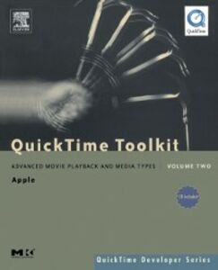 Ebook in inglese QuickTime Toolkit Volume Two Monroe, Tim