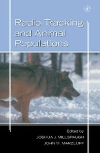 Ebook in inglese Radio Tracking and Animal Populations