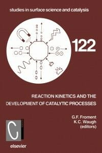 Foto Cover di Reaction Kinetics and the Development of Catalytic Processes, Ebook inglese di  edito da Elsevier Science