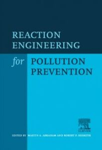 Foto Cover di Reaction Engineering for Pollution Prevention, Ebook inglese di  edito da Elsevier Science