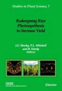 Ebook in inglese Redesigning Rice Photosynthesis to Increase Yield Hardy, B. , Mitchell, P.L.