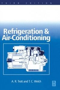 Ebook in inglese Refrigeration and Air Conditioning Trott, A. R. , Welch, T C
