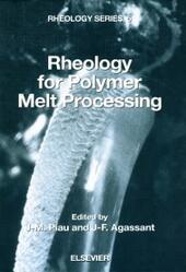 Rheology for Polymer Melt Processing