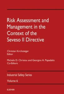 Ebook in inglese Risk Assessment & Management in the Context of the Seveso II Directive Christou, Michalis D , Papadakis, Georgios A