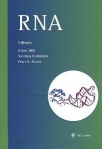 Foto Cover di RNA, Ebook inglese di AA.VV edito da Elsevier Science