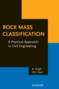Ebook in inglese Rock Mass Classification Goel, R K , Singh, B.