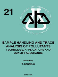 Ebook in inglese Sample Handling and Trace Analysis of Pollutants Barcelo, Damia