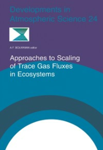 Ebook in inglese Approaches to Scaling of Trace Gas Fluxes in Ecosystems -, -