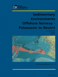 Ebook in inglese Sedimentary Environments Offshore Norway-Palaeozoic to Recent -, -