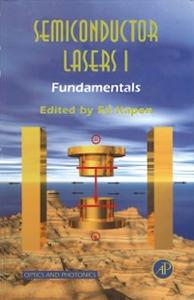 Ebook in inglese Semiconductor Lasers I Kapon, Eli