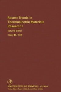 Ebook in inglese Advances in Thermoelectric Materials I