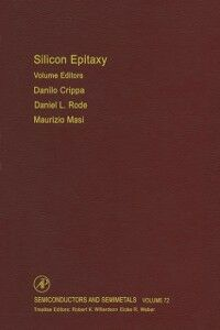 Ebook in inglese Silicon Epitaxy -, -