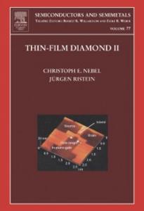 Ebook in inglese Thin-Film Diamond II -, -