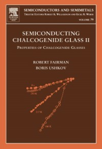 Ebook in inglese Semiconducting Chalcogenide Glass II -, -