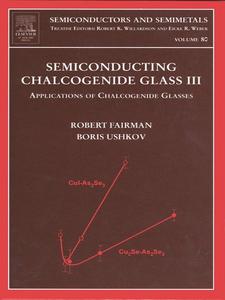 Ebook in inglese Semiconducting Chalcogenide Glass III -, -