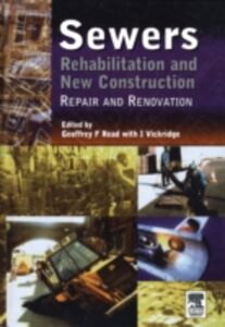 Ebook in inglese Sewers: Repair and Renovation -, -