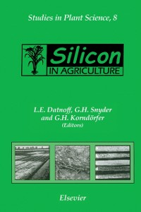 Ebook in inglese Silicon in Agriculture -, -