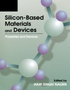 Ebook in inglese Silicon-Based Material and Devices, Two-Volume Set -, -