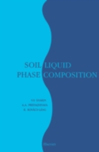 Ebook in inglese Soil Liquid Phase Composition -, -