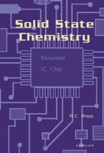 Ebook in inglese Solid State Chemistry Ropp, Richard C.