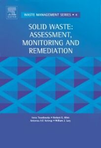 Foto Cover di Solid Waste: Assessment, Monitoring and Remediation, Ebook inglese di AA.VV edito da Elsevier Science