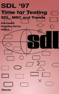 Ebook in inglese SDL '97: Time for Testing -, -