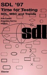 Foto Cover di SDL '97: Time for Testing, Ebook inglese di  edito da Elsevier Science