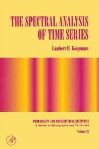 Ebook in inglese Spectral Analysis of Time Series Koopmans, Lambert H.