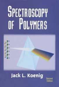 Ebook in inglese Spectroscopy of Polymers Koenig, J.L.