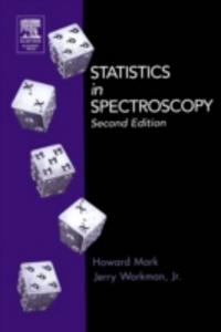 Ebook in inglese Statistics in Spectroscopy Jerry Workman, Jr. , Mark, Howard